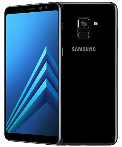 Samsung Galaxy A8 2018, Single  SIM, Black
