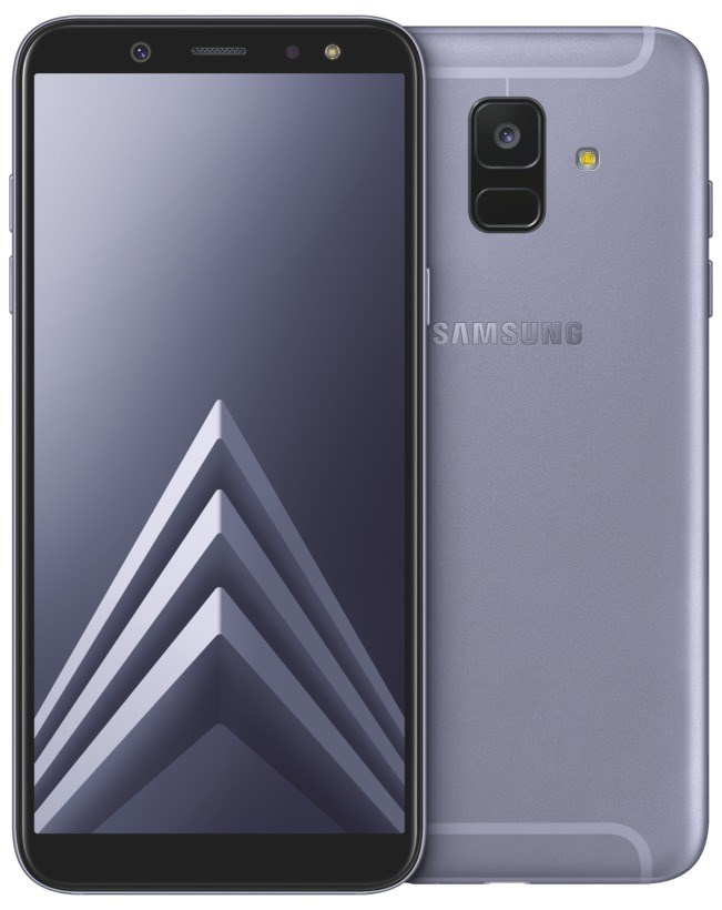 Samsung Galaxy A6 2018, Single SIM, Levander