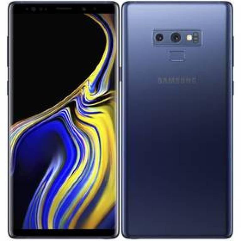Samsung Galaxy Note 9, N960F, 128GB, Single SIM -  Blue