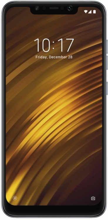 Xiaomi Pocophone F1 6GB/64GB - Black