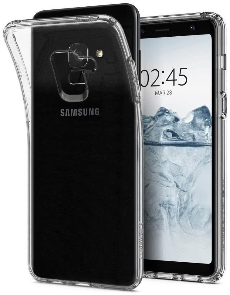 SPIGEN - Samsung Galaxy A8 (2018) Liquid Crystal  (590CS22748)