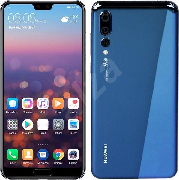 Huawei P20 Pro 128GB Single SIM,  Midnight Blue