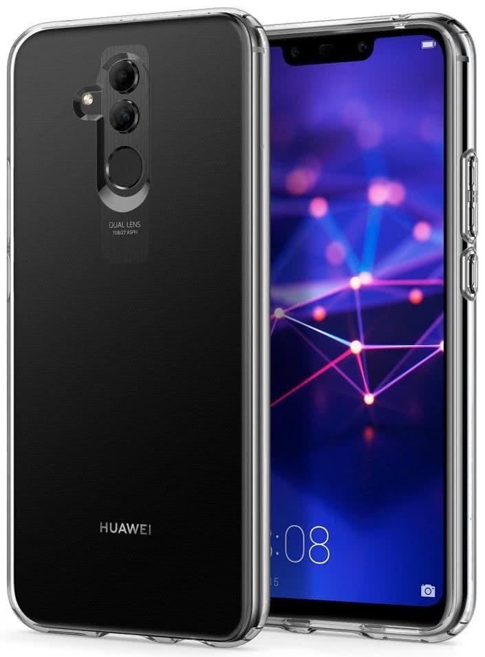 SPIGEN - Huawei Mate 20 Lite Case Liquid Crystal Clear (L35CS25066)