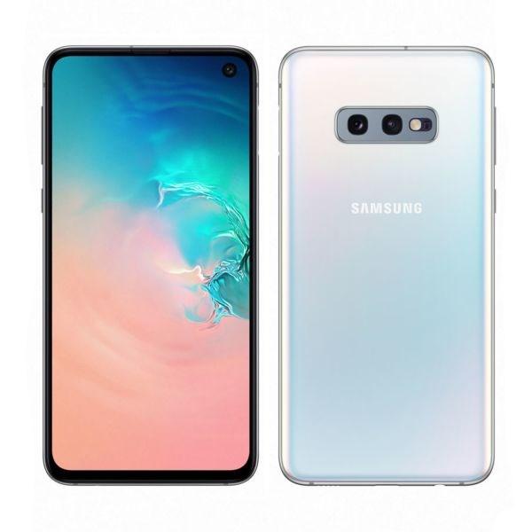 Samsung Galaxy S10e, 128GB, Dual SIM -  White