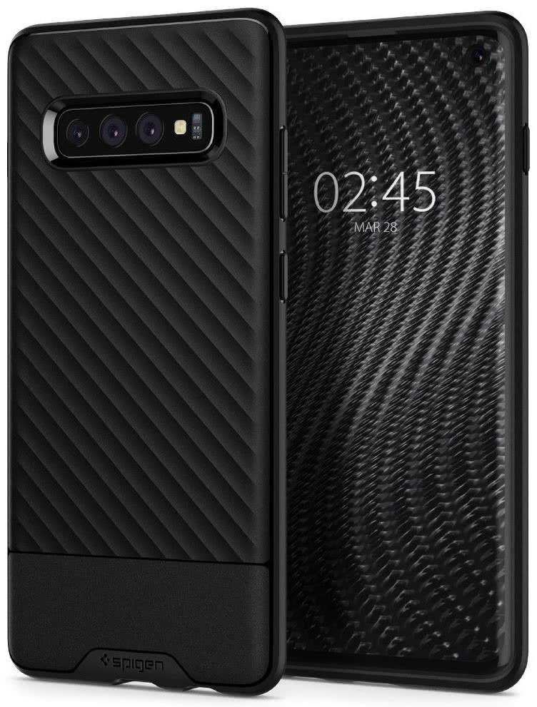 SPIGEN - Samsung Galaxy S10 Case Core Armor, Black (605CS25660)