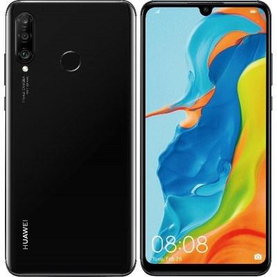 Huawei P30 Lite 4GB/128GB Dual SIM - Black