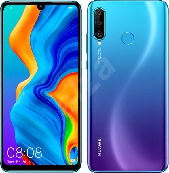 Huawei P30 Lite 4GB/128GB Dual SIM - Blue