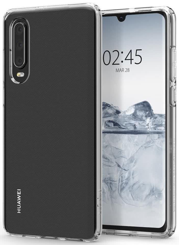 SPIGEN - Huawei P30 Liquid Crystal Clear (L38CS25736)