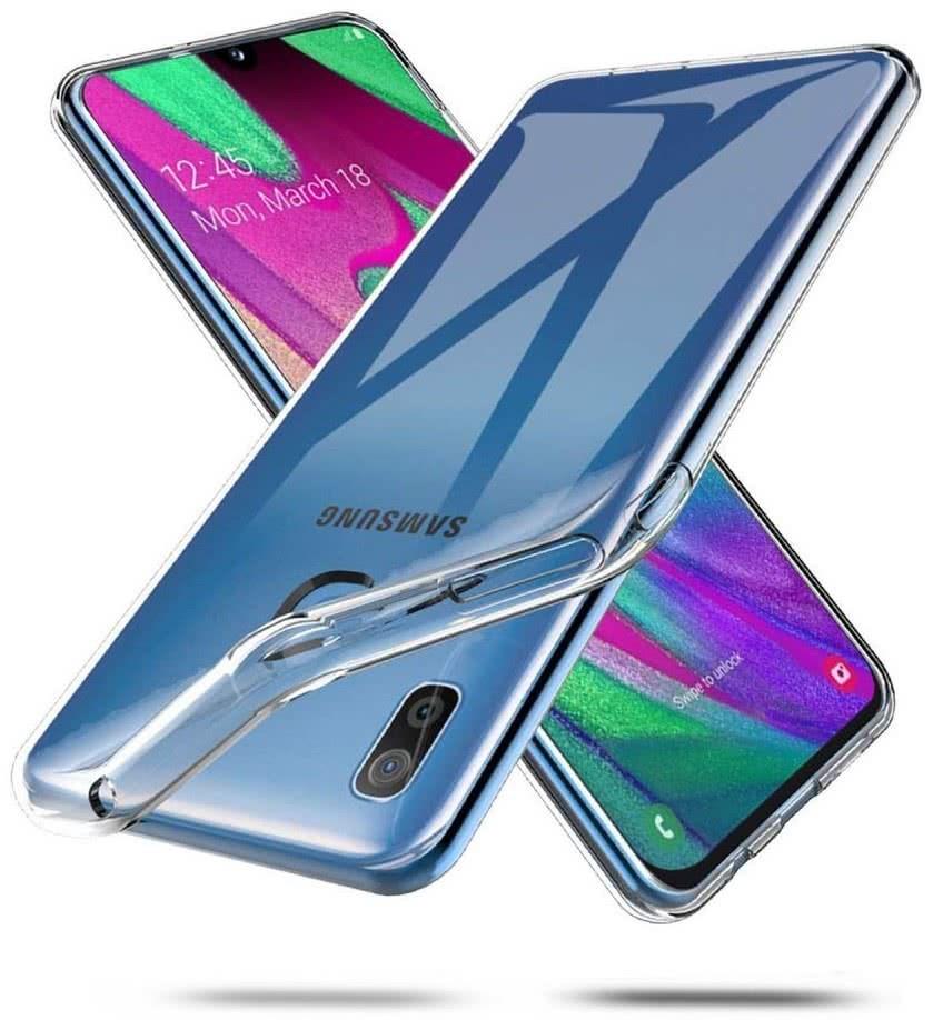 TECH-PROTECT FLEXAIR for Samsung Galaxy A10, crystal
