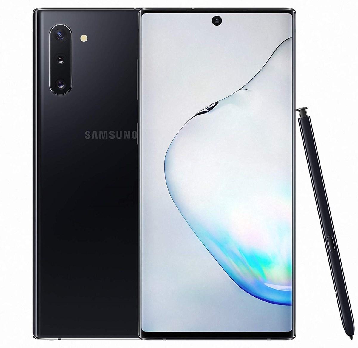 Samsung Galaxy Note10 N970F 8GB/256GB - Black