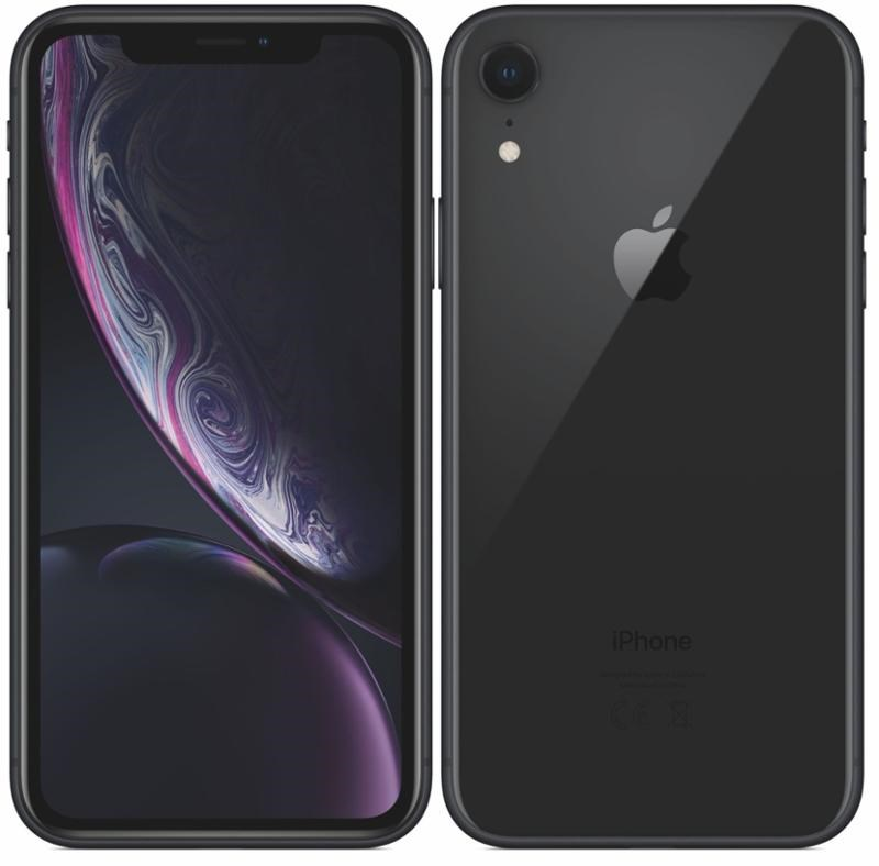 Apple iPhone XR, 128GB - Black