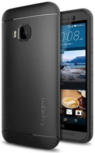 SPIGEN - HTC One M9  - Capsule / black (SGP11451)