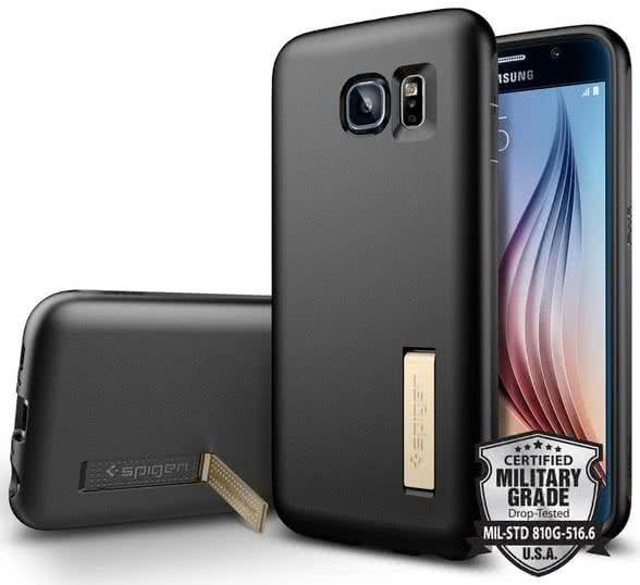 SPIGEN -Samsung  Galaxy S6- Capsule/ crystal clear (SGP11436)