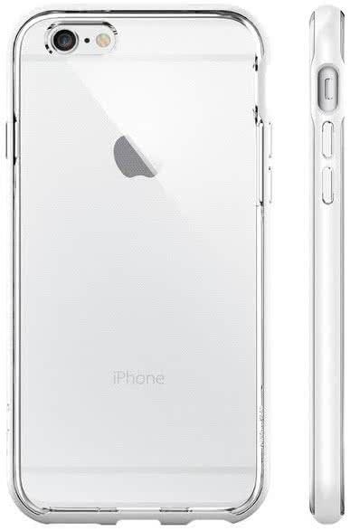 SPIGEN -  IPhone 6/6s -  Neo Hybrid EX / shimmery white (SGP11626)