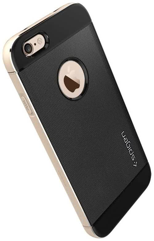 SPIGEN -  IPhone 6/6s  -  Neo Hybrid Metal / cham. gold (SGP11038)
