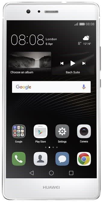 Huawei P9 Lite Dual SIM biely