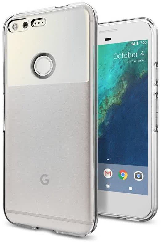 SPIGEN Liquid Crystal Google Pixel XL Case (F15CS20904)