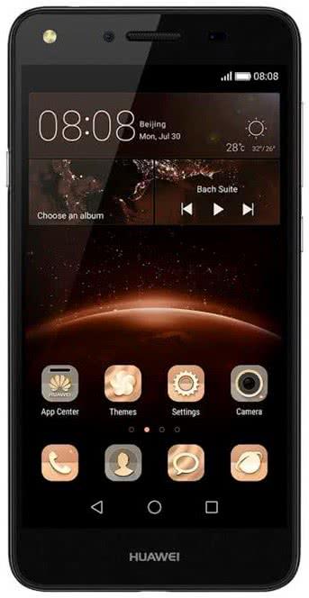 Huawei Y5 II Dual (6901443120161) Black