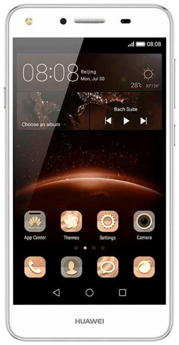 Huawei Y5 II Dual (6901443120178) White