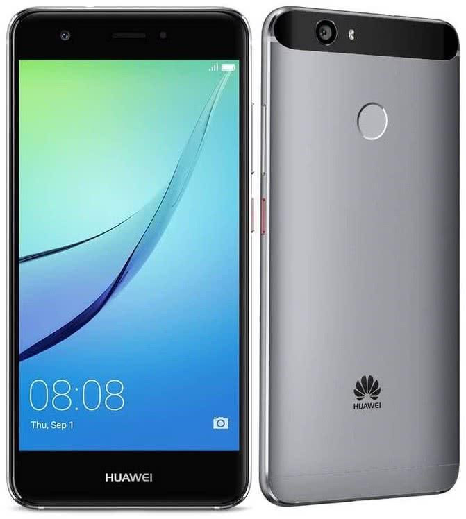 Huawei Nova 32 GB Dual SIM, Titanium Gray (SP-NOVADSTOM)