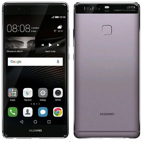 Huawei P9 32 GB Dual SIM - Titanium Grey