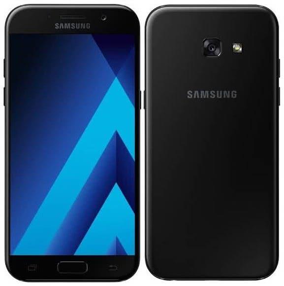 Samsung Galaxy A5 2017, čierny