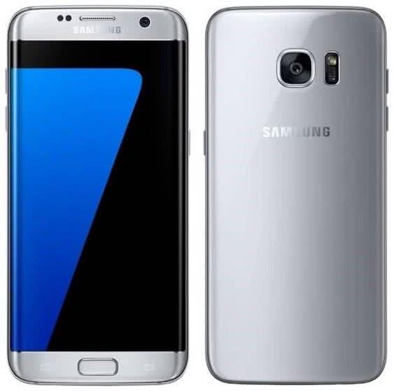SAMSUNG Galaxy S7 Edge, Silver