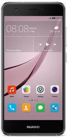 Huawei Nova 32 GB Single SIM, Black