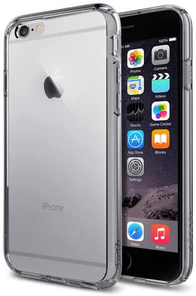 SPIGEN - Ultra Hybrid, iPhone 6/6s, space crystal (SGP11352)