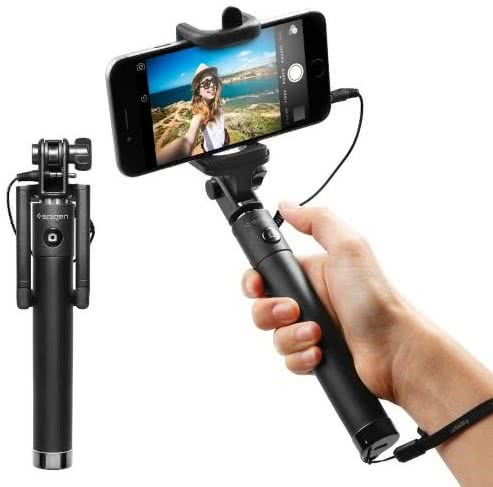 SPIGEN Wired Selfie Stick (SGP11799)