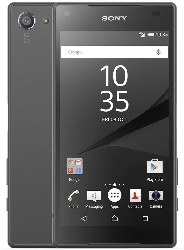 Sony Xperia Z5 Compact (E5823) (1299-1434) čierny