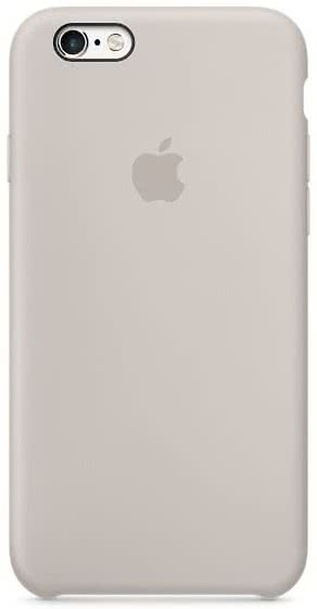 iPhone 6/6S Silicone Case - Stone (MKY62FE/A)