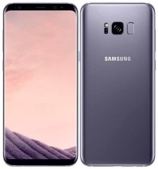 Samsung Galaxy S8+, Orchid Gray (SM-G955FZVAETL)