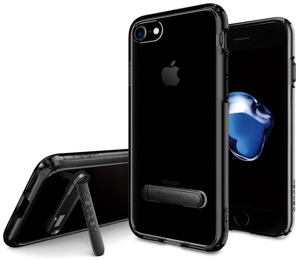 SPIGEN - iPhone 7/8 Case Ultra Hybrid S Space Crystal (042CS20839)