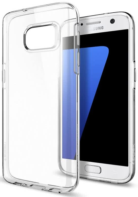 SPIGEN Galaxy S7 Case Liquid Crystal (555CS20006)