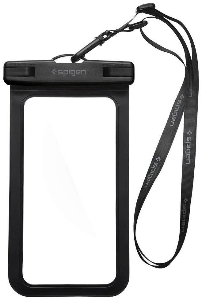 SPIGEN - Velo A600 Waterproof Phone Case, black  (000EM21018)