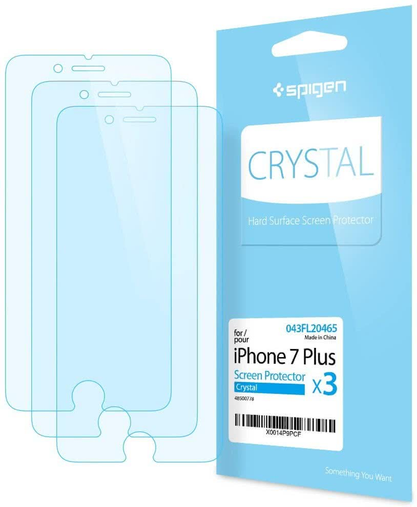 SPIGEN - iPhone 7/8 Plus Film Crystal for iPhone clear (043FL20465)