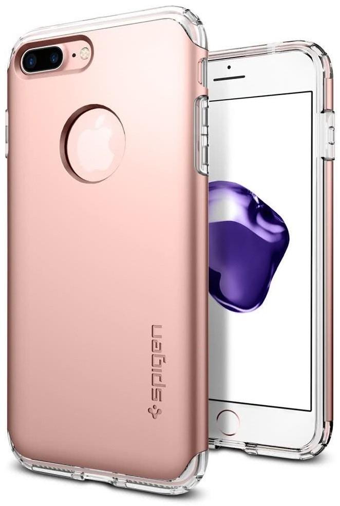 SPIGEN - iPhone 7/8 Plus Case Hybrid Armor Rose Gold (043CS20700)