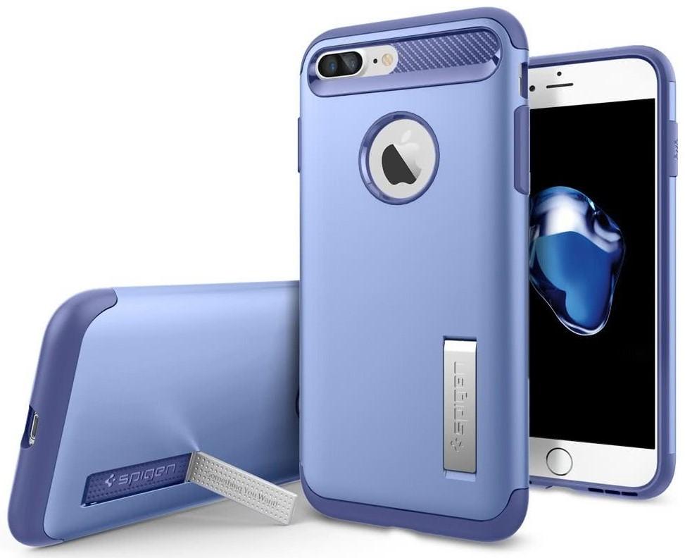 SPIGEN - iPhone 7/8 Plus Case Slim Armor Violet (043CS20312)