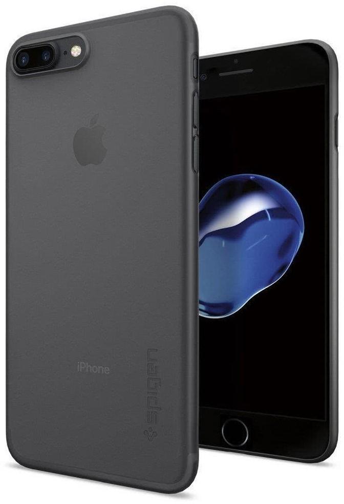 SPIGEN AirSkin iPhone 7/8 Plus, Black (043CS20870)