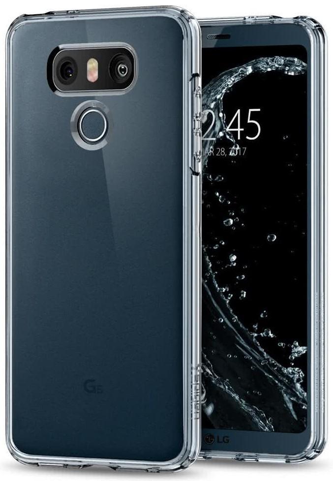 SPIGEN - LG G6 Case Ultra Hybrid Clear (A21CS21233)