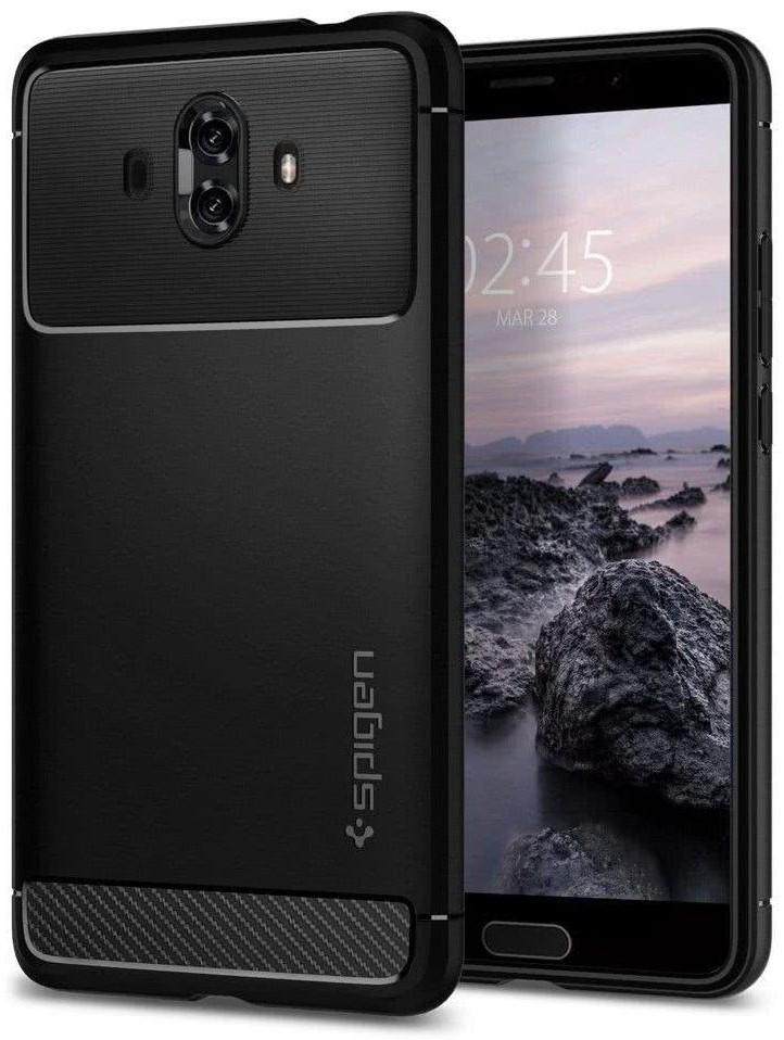 SPIGEN - Huawei Mate 10 Case Rugged Armor Black (L18CS22414)
