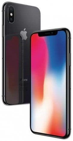 Apple iPhone X 256 GB - Space Gray (MQAF2CN/A)