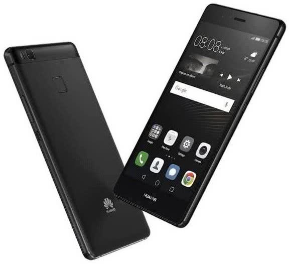 Huawei P9 Lite Single SIM, black