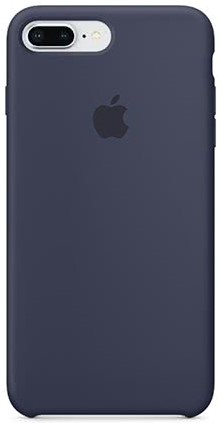 Apple iPhone 8 Plus / 7 Plus Silicone Case - Midnight Blue (MQGY2ZM/A)