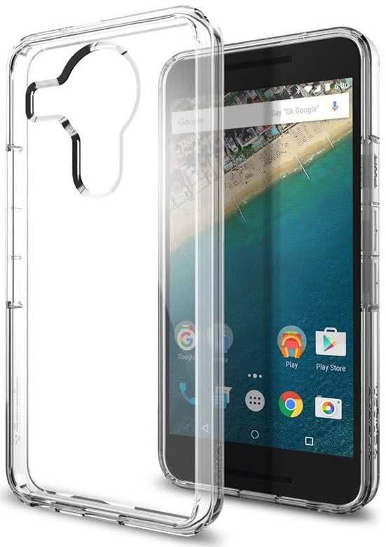 SPIGEN - Nexus 5X Case Ultra Hybrid (SGP11759)
