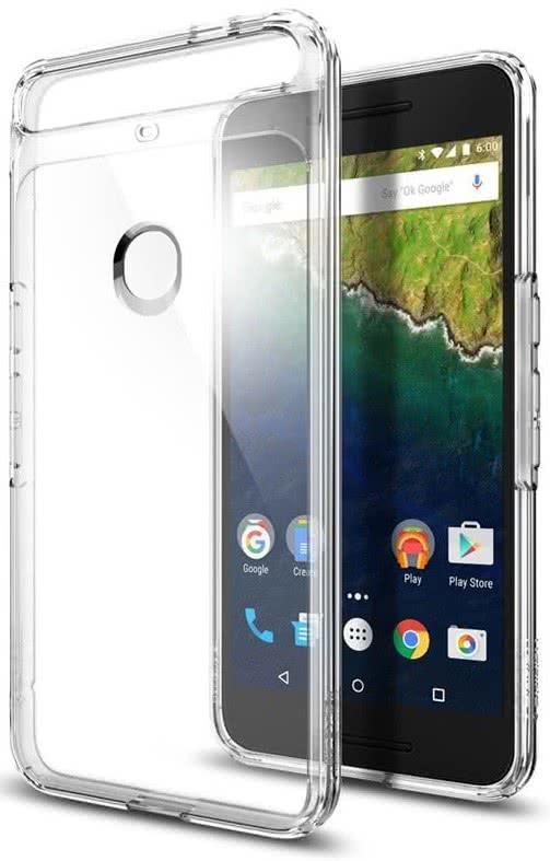 SPIGEN - Nexus 6P Case Ultra Hybrid (SGP11796)