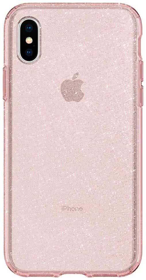 SPIGEN - Apple iPhone X Case Liquid Crystal Glitter (057CS22654)