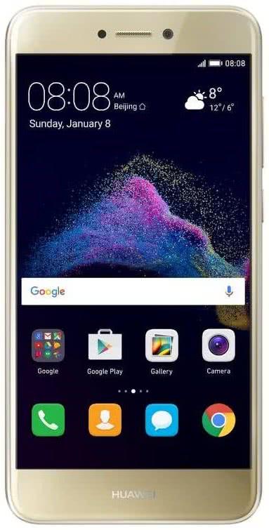 Huawei P9 Lite 2017 Dual SIM zlatý