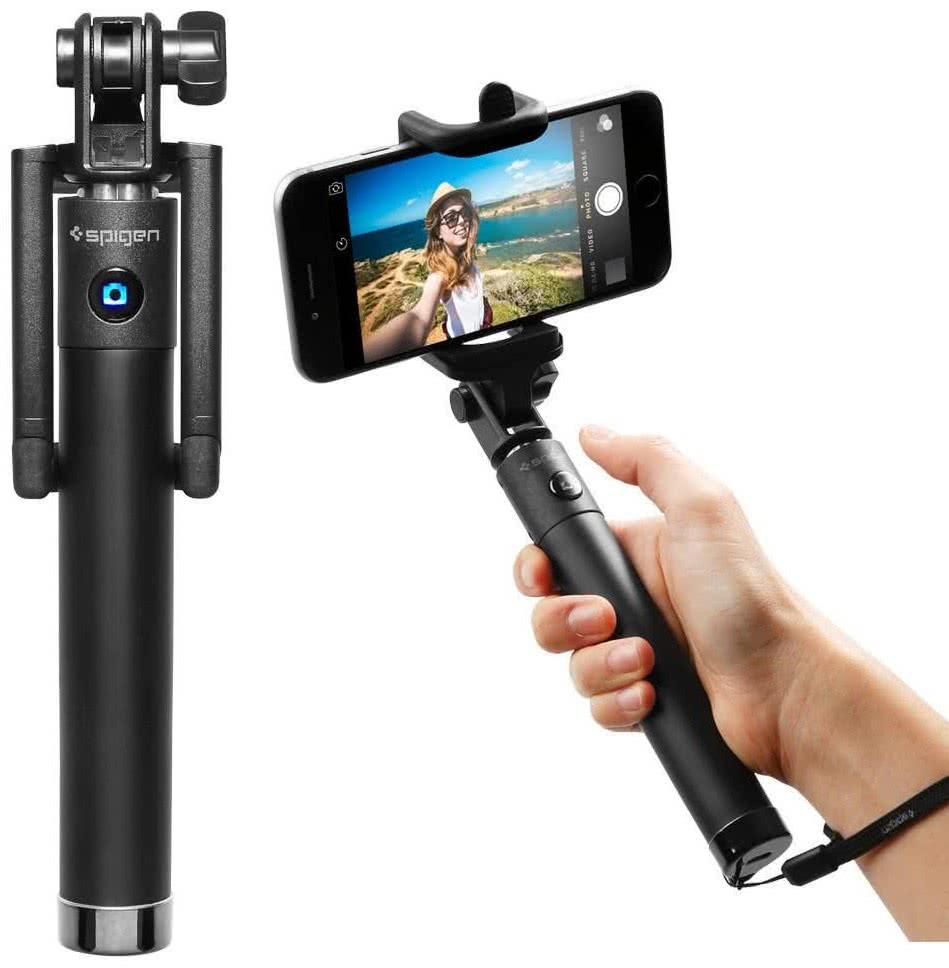 Spigen - Wireless Selfie Stick S520 (SGP11721)